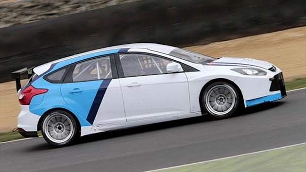 Rotek Racing to run Ford Focus cars (WTCC)