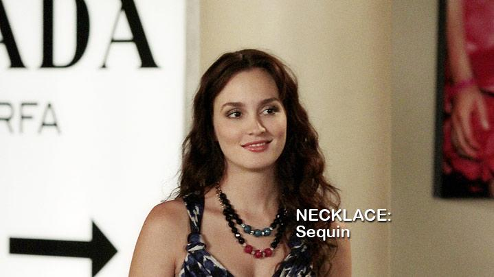"Leighton Meester as Blair Waldorf in the Season 5 episode ""Memoirs of an Invisible Dan."" Gossip Girl"
