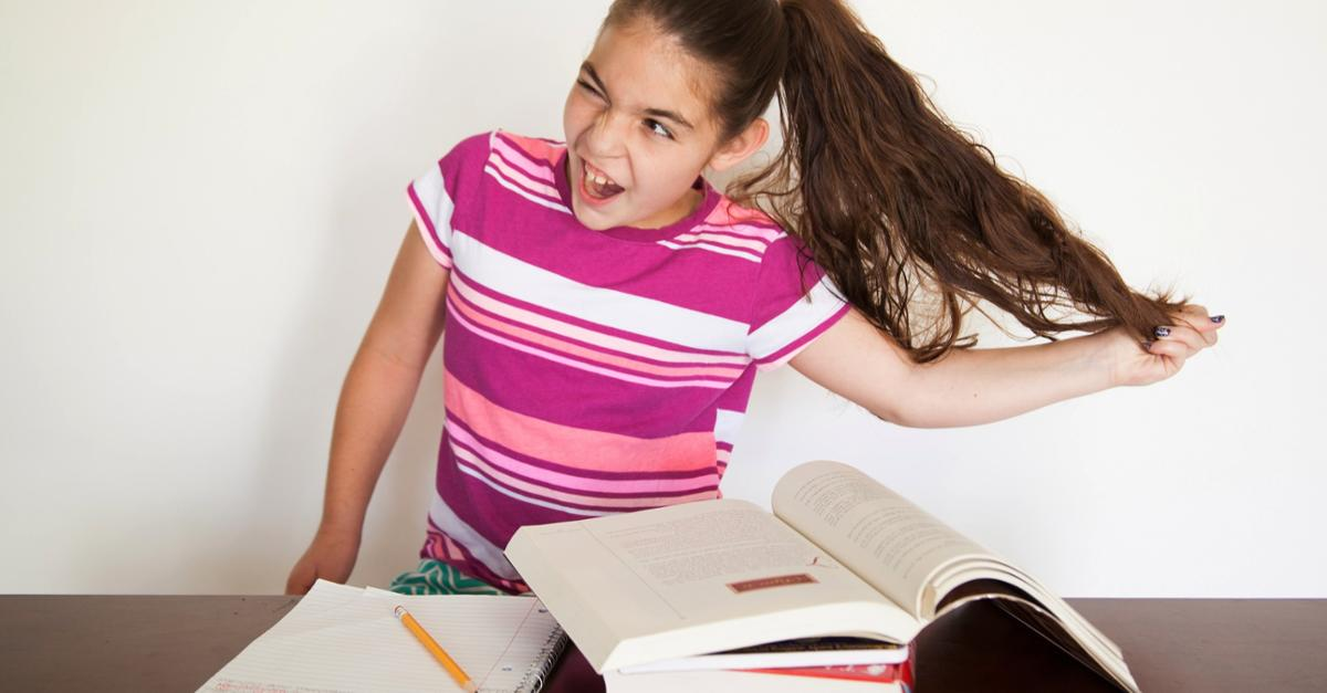 5 Major Signs Of ADHD in Children