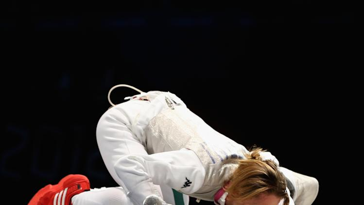 Olympics Day 6 - Fencing