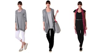 Jacob's Comfy Jersey Collection Means Easy, Chic Pieces