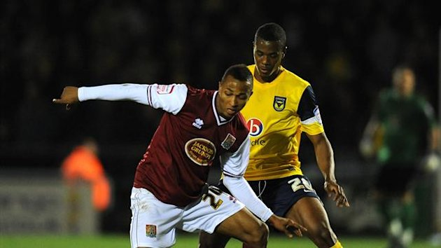 Toni Silva on loan at Northampton Town. (PA Photos)