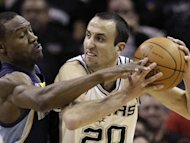 NBA: San Antonio avanza en los playoffs