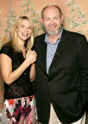 Claire Danes and writer Jeffrey Hatcher 2004 Toronto International Film Festival - Stage Beauty Portraits