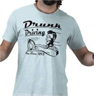 drunk driving t-shirt