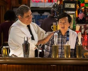 First Video: Can Community's Ken Jeong Make the Grade Tending Bar on Sullivan & Son?