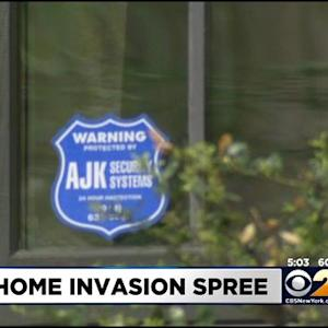 Westchester Burglary Spree Expands, Police Say