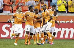 Houston Dynamo 2-0 New York Red Bulls: Houston leapfrogs NY to first in the East