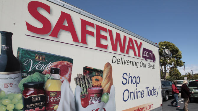 Safeway's sales disappoint amid rising competition