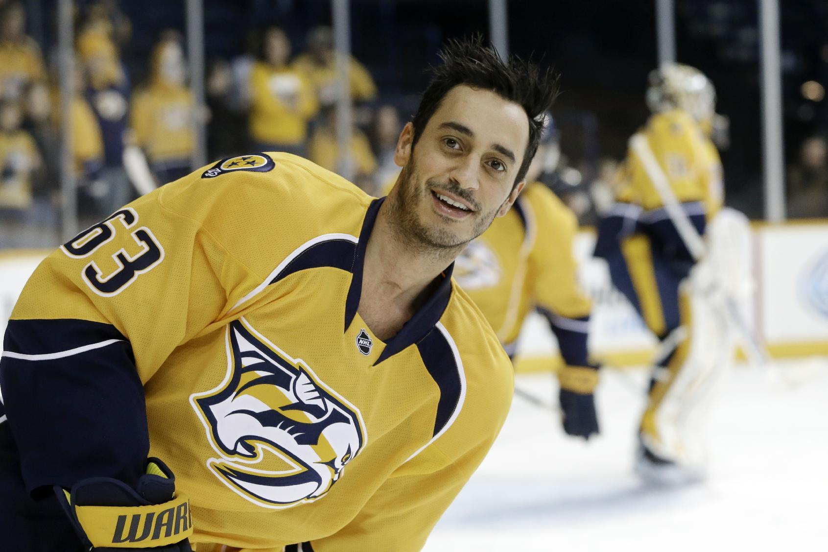 Mike Ribeiro and wife being sued by former nanny: Report