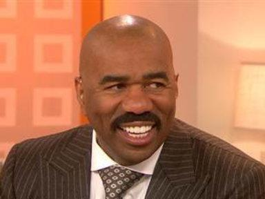 Steve Harvey Gives Valentine's Day Advice