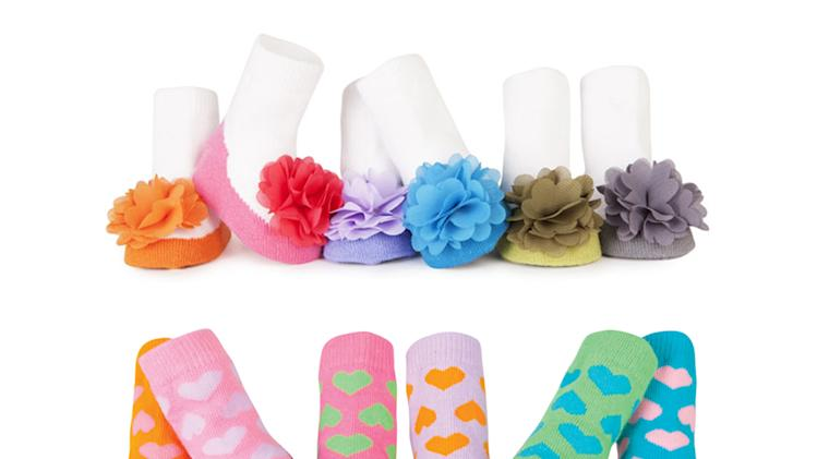 Recalls this week: baby socks, infant clothing