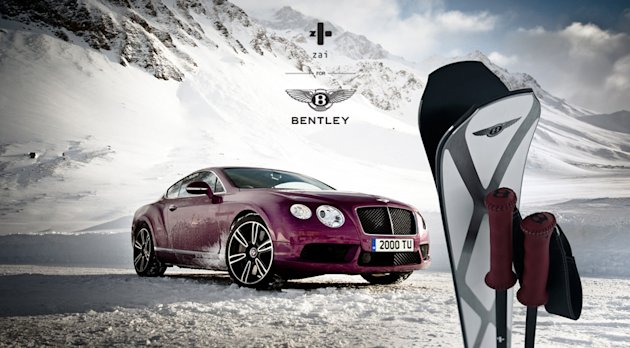 2013 Zai   Bentley co-brand …