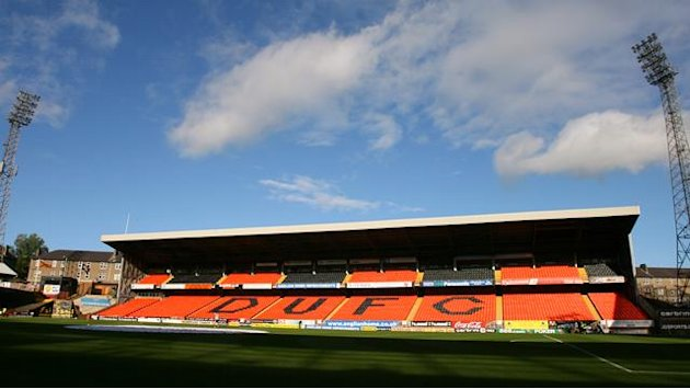Scottish Football - Hegarty departs Tannadice