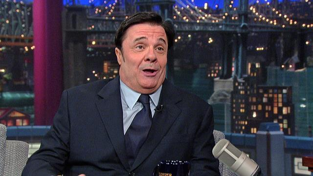 David Letterman - Nathan Lane vs Tom Hanks