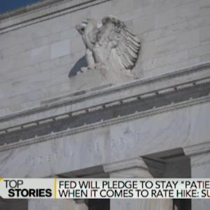 Survey: Fed to Stay `Patient' on Rate Hike