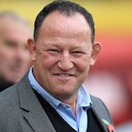 Steve Diamond, pictured, expects John Mitchell to join Sale over the weekend