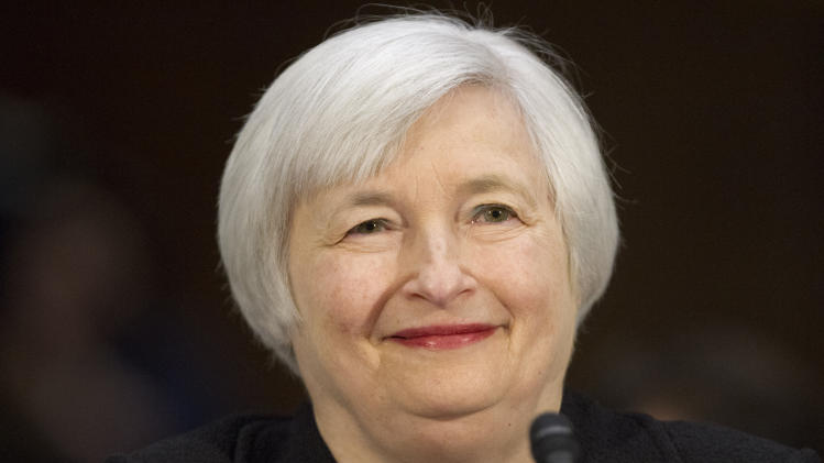 Yellen faces challenges as Fed trims bond buys