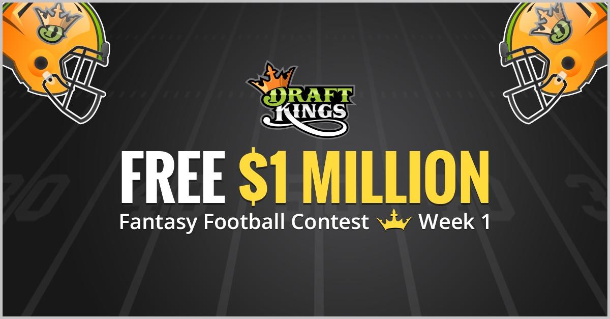 Free $1 Million Fantasy Football Contest