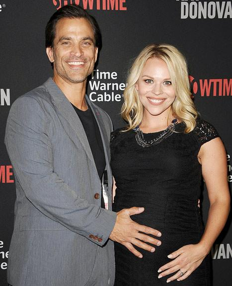 Johnathon Schaech Married Girlfriend Julie Solomon in Secret Wedding