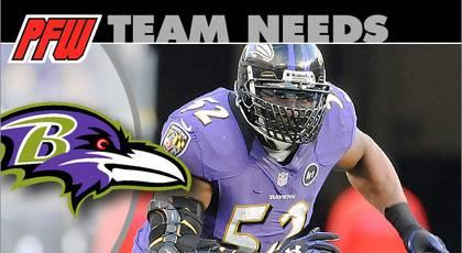 Baltimore Ravens: 2013 team needs