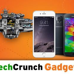This Week On The TC Gadgets Podcast: Apple iPhones, Samsung Smartphones, And Legos!