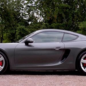 Is the new Cayman S the best car Porsche's lineup?
