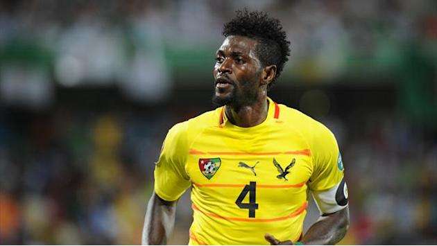 African Cup of Nations - Frustrated Adebayor lets rip at coach Six