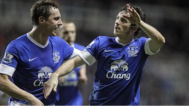 Premier League - Baines 'key cog' in Everton team