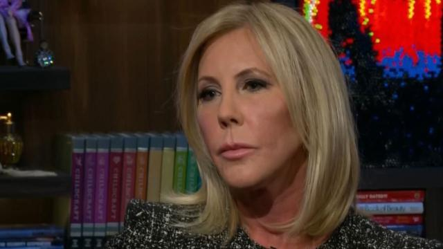 Vicki Gunvalson Slams Brooks Ayers Over Cancer Drama: 'I Want Him Out of My Life'