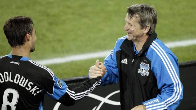 Chicago names Yallop as head coach and director of soccer
