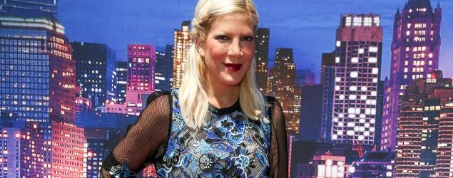 Tori Spelling sues Benihana after getting burned