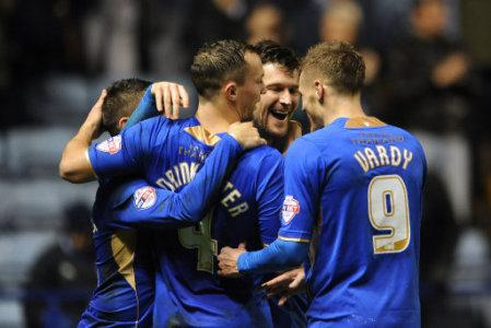 Soccer - Sky Bet Championship - Leicester City v Derby County - King Power Stadium