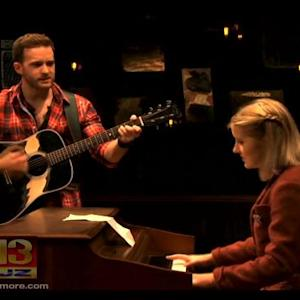 The 'Guy' And 'Girl' Of 'Once' Give An Inside Look At The Hit Musical
