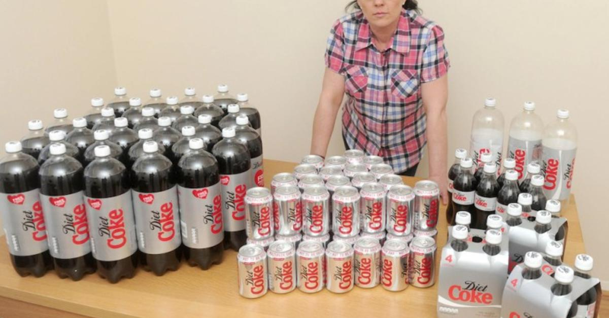17 Things Every Diet Coke Addict Can Relate To