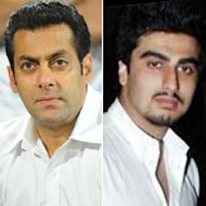 Salman Khan Refuses To Promote Arjun Kapoor On Social Networking Site