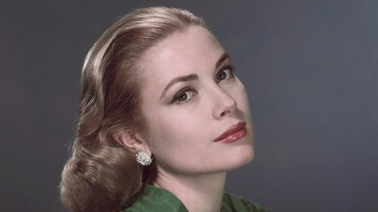 This undated file photo shows Grace Kelly. An exhibit on Kelly's upbringing, Hollywood career and storybook ascent to royalty opens Oct. 28, 2013 at the Michener Art Museum in suburban Doylestown, Pa., not far from where Kelly made her professional stage debut at the Bucks County Playhouse in 1949. (AP Photo)