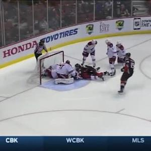 Coyotes at Ducks / Game Highlights
