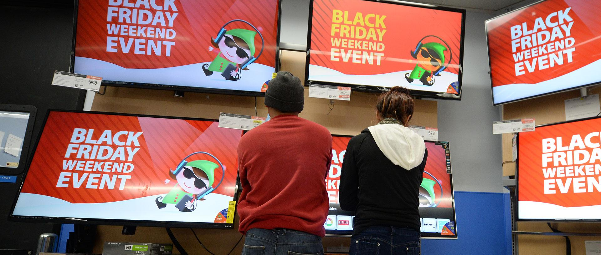Top 10 Black Friday TV Deals for 2015