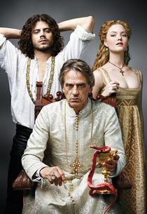 Francois Arnaud, Jeremy Irons and Holliday Grainger | Photo Credits: Showtime