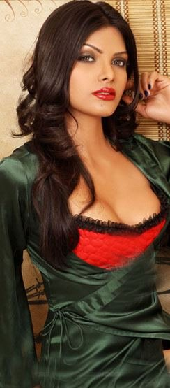 Sherlyn Chopra is proud to be the first Indian woman to pose on a Playboy cover. (Facebook)