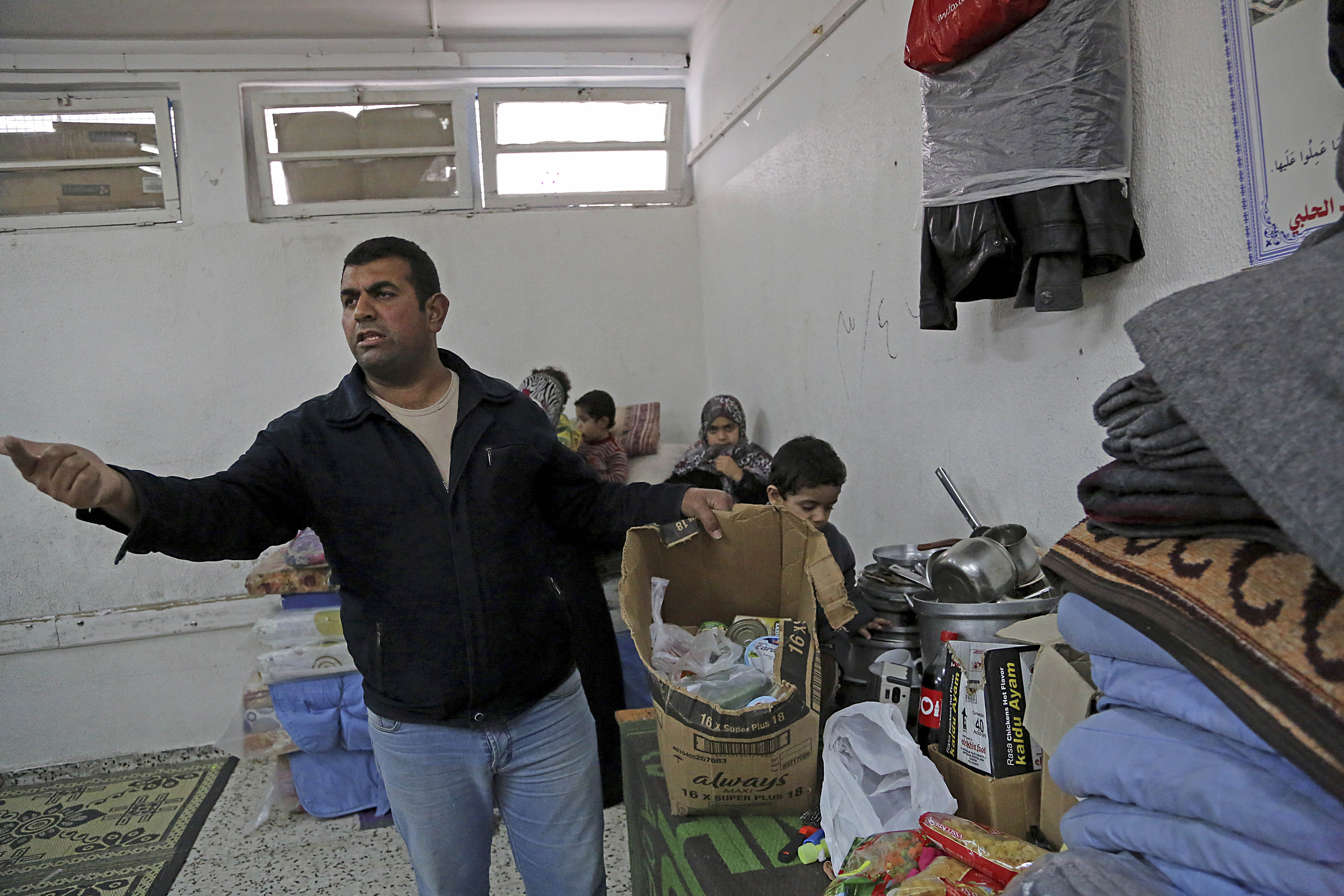 Group: Israel violated rules of war in strikes on Gaza homes