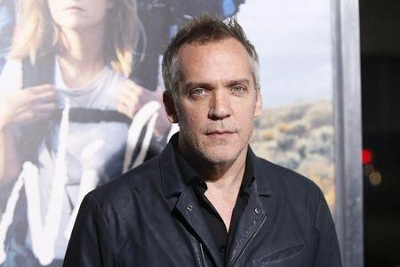 "Director Jean-Marc Vallee poses at the Los Angeles premiere of the film ""Wild"" at the Academy of Motion Picture, Arts and Sciences in Beverly Hills, California"