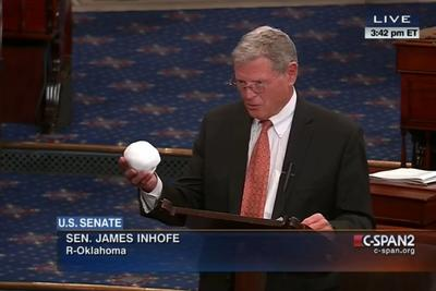 This is the dumbest thing that happened on the Senate floor today