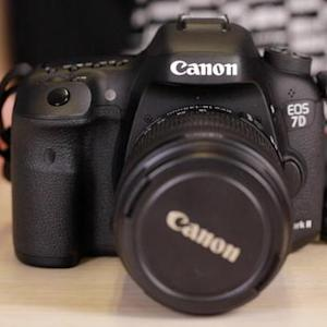 Canon 7D Mark II brings the speed