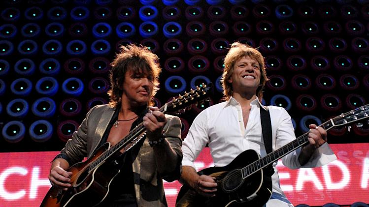 Bon Jovi Live Earth