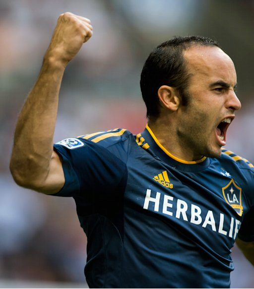 Los Angeles Galaxy,Landon Donovan,soccer
