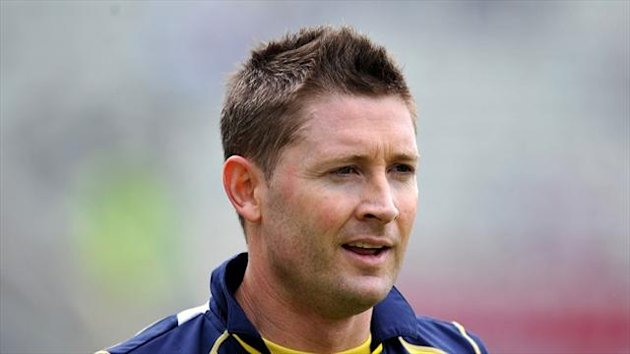Michael Clarke believes he will be back in time for the Ashes