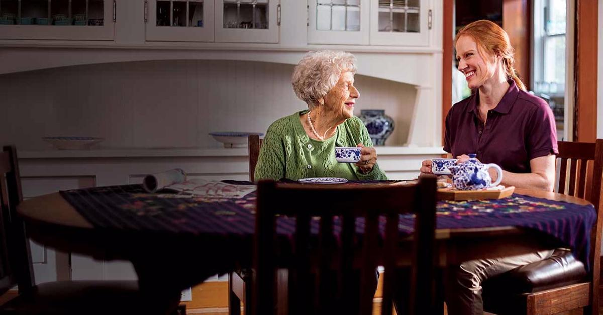 Home Health Aides Wanted!