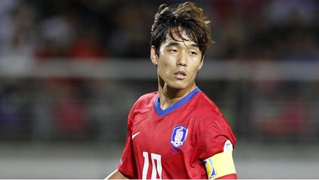 International friendlies - Park and Son help Korea sink Greece